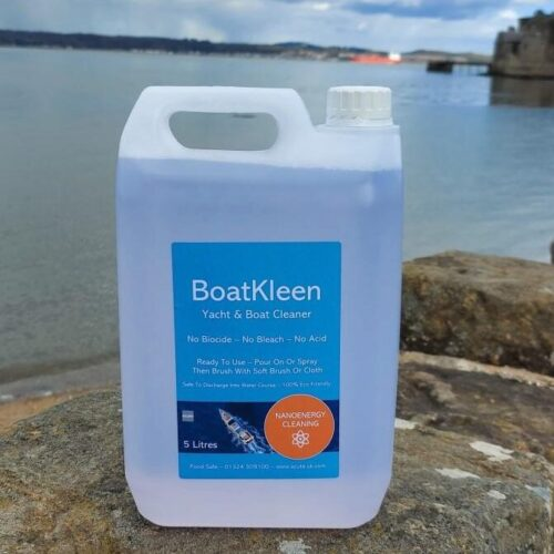 Marine Cleaning Products