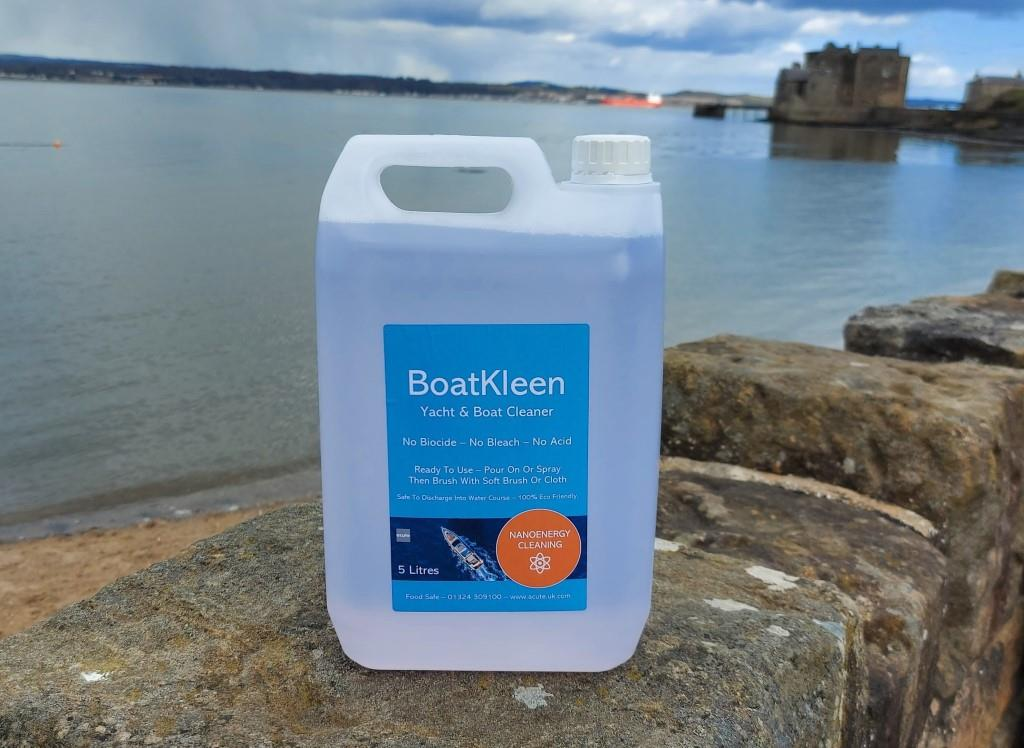 Boat Hull Cleaner