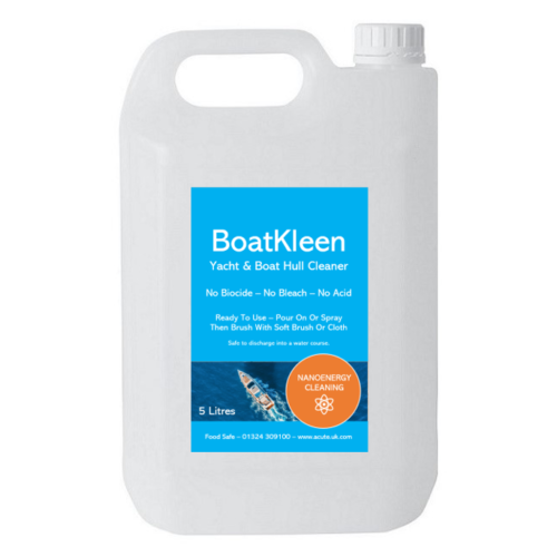 Boat Cleaning Products UK