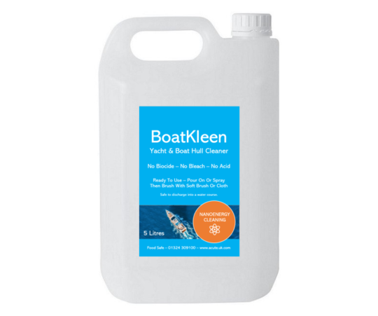 Boat Cleaner Chemical