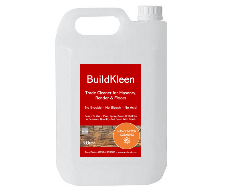 Industrial Patio Cleaner