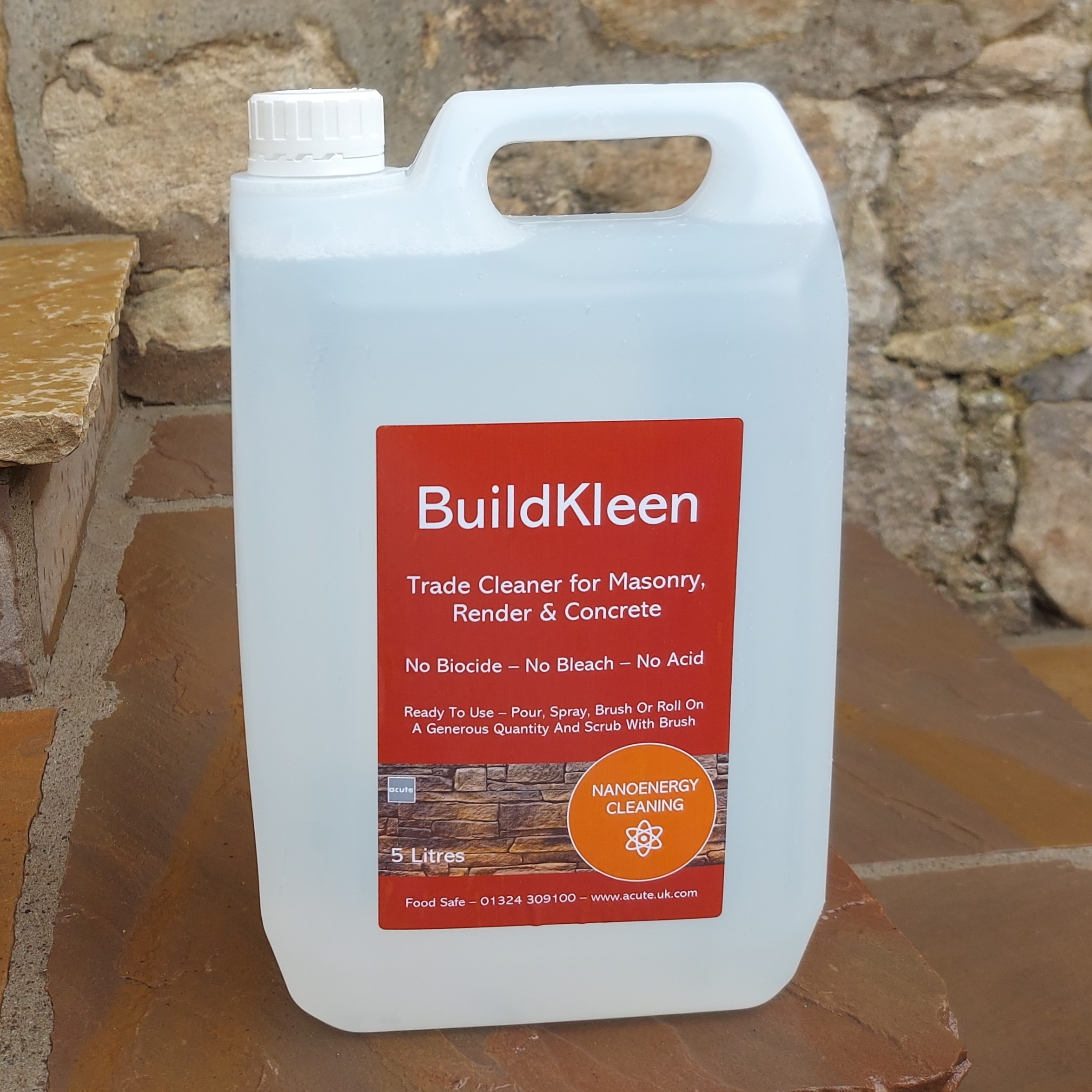 Gutter Cleaning Chemical