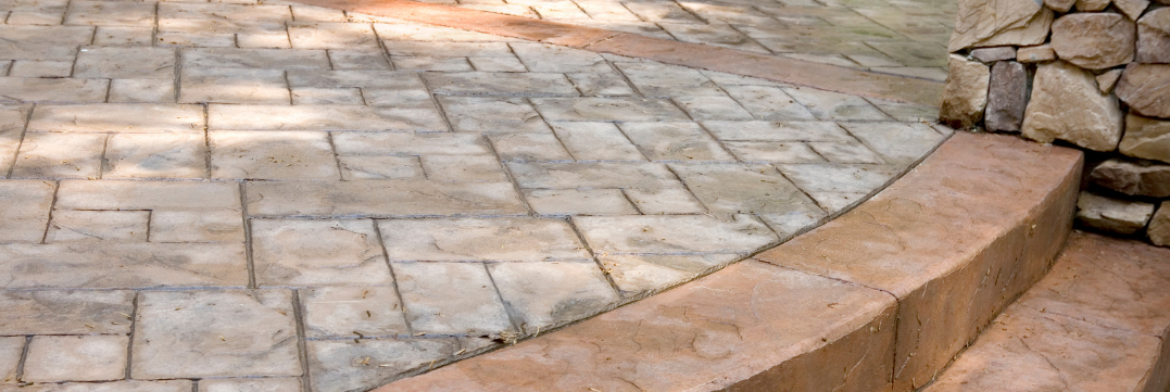 Imprinted Concrete Cleaner