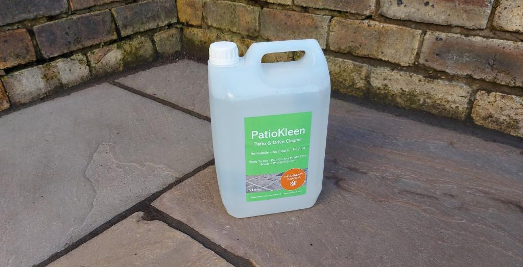 Patio And Driveway Cleaner