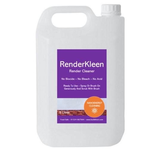Eco Render Cleaner 5 Litre