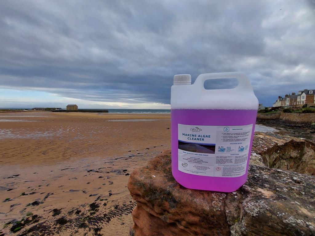 Slipway Cleaner Chemical