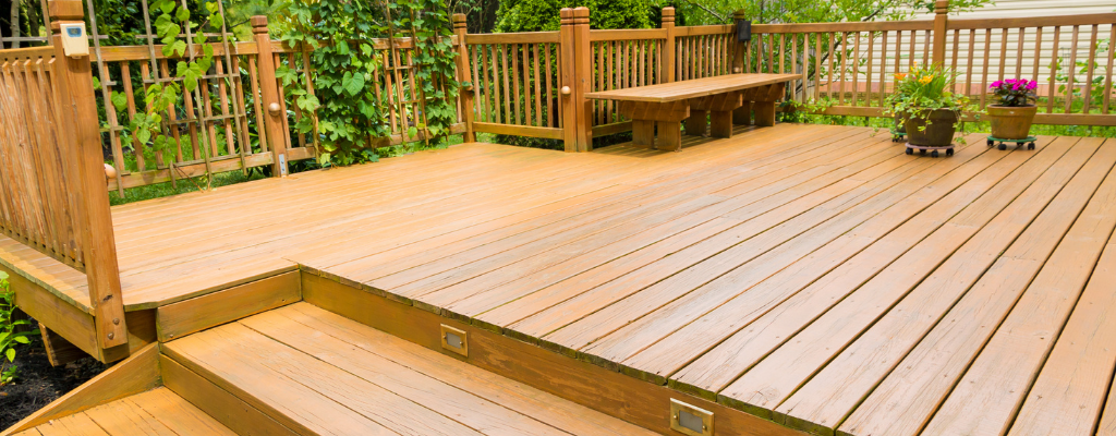 Eco-Friendly Composite Decking Cleaner