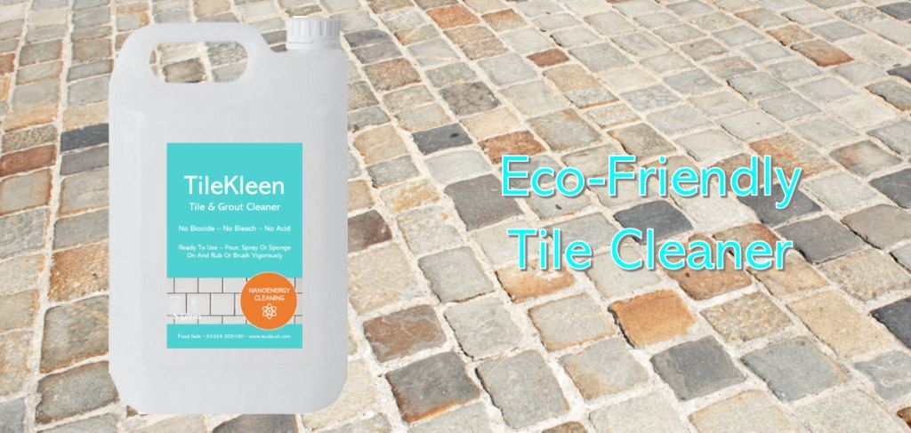 Eco Friendly Tile Cleaner