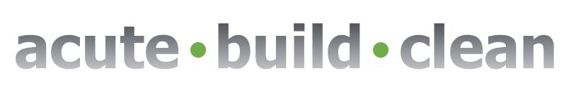 Acute Build Clean