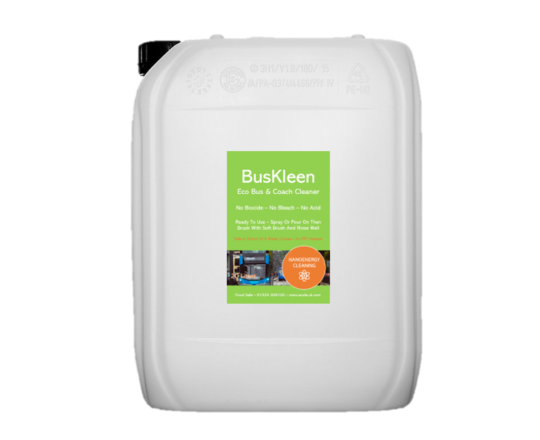 Bus Cleaner Chemical