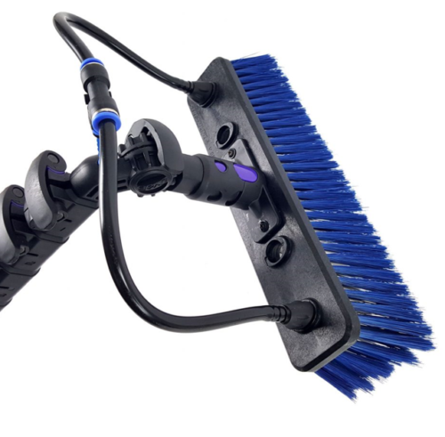 40 Foot Water Fed Pole Brush